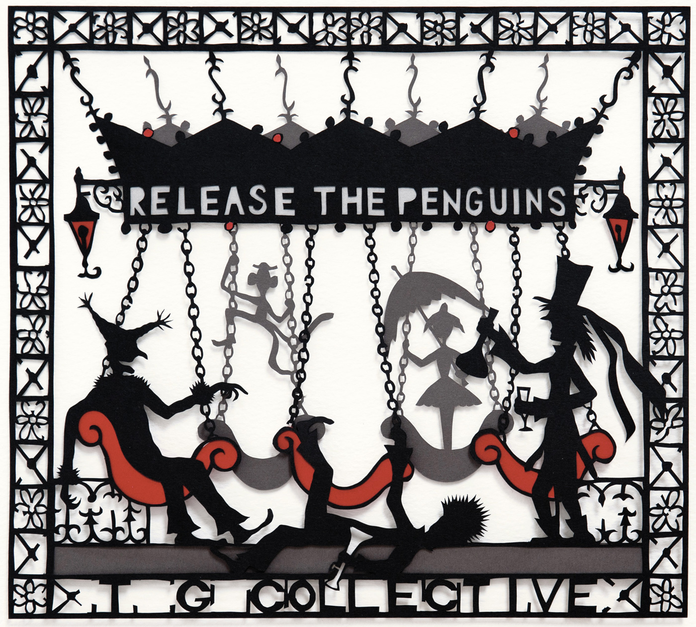 TG Collective - Release The Penguins
