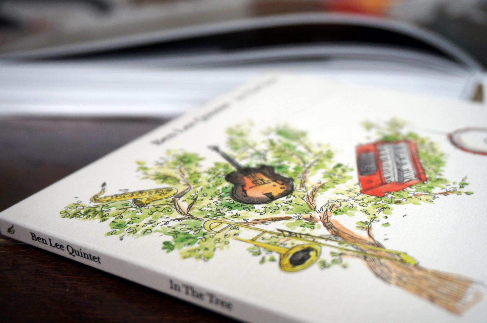 Ben Lee - In The Tree - packshot