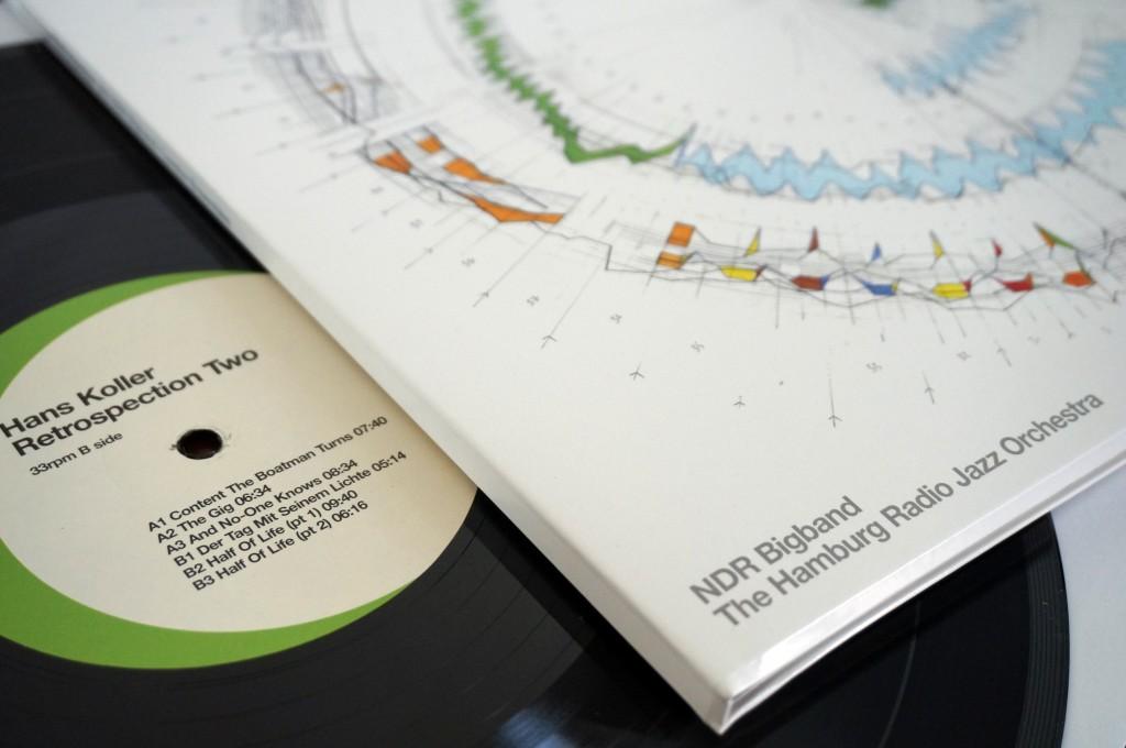 Hans Koller - Retrospection - Stoney Lane Records
