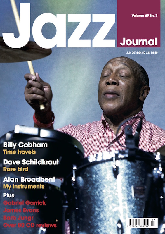 Jazz Journal July 2016