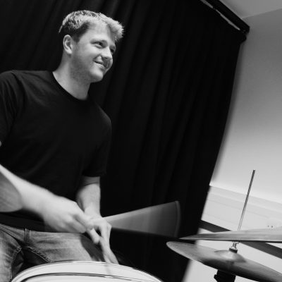 Jonathan Silk Drums - Stoney Lane Records - Photo by Jon Crosland-Mills
