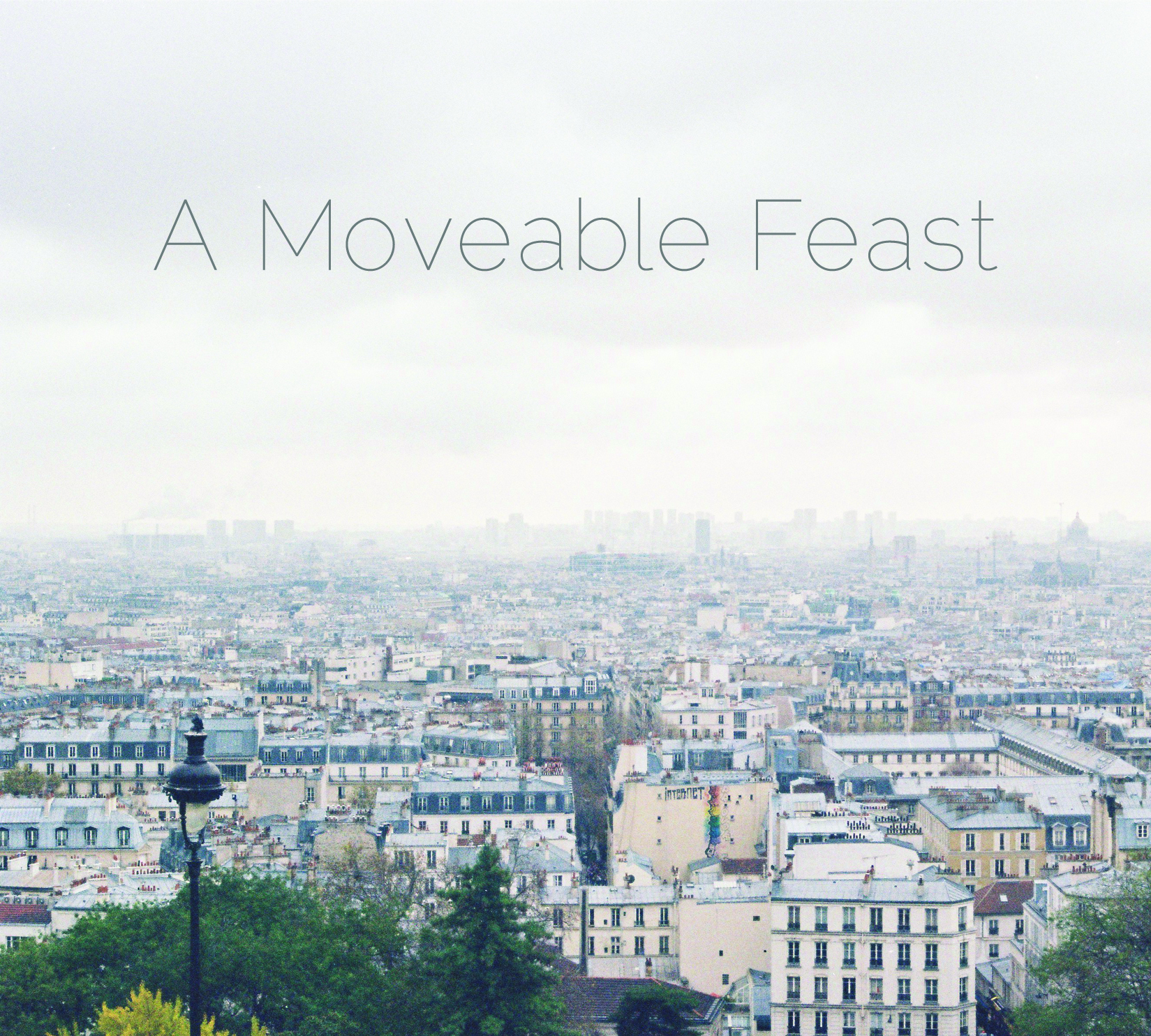 Mark Pringle - A Moveable Feast