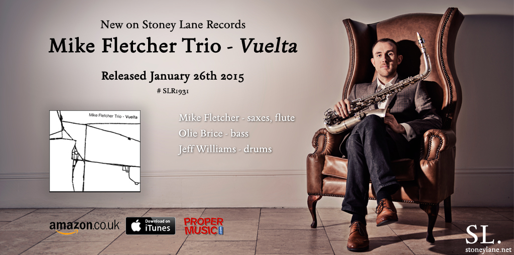 Stoney Lane Records - Mike Fletcher Vuelta