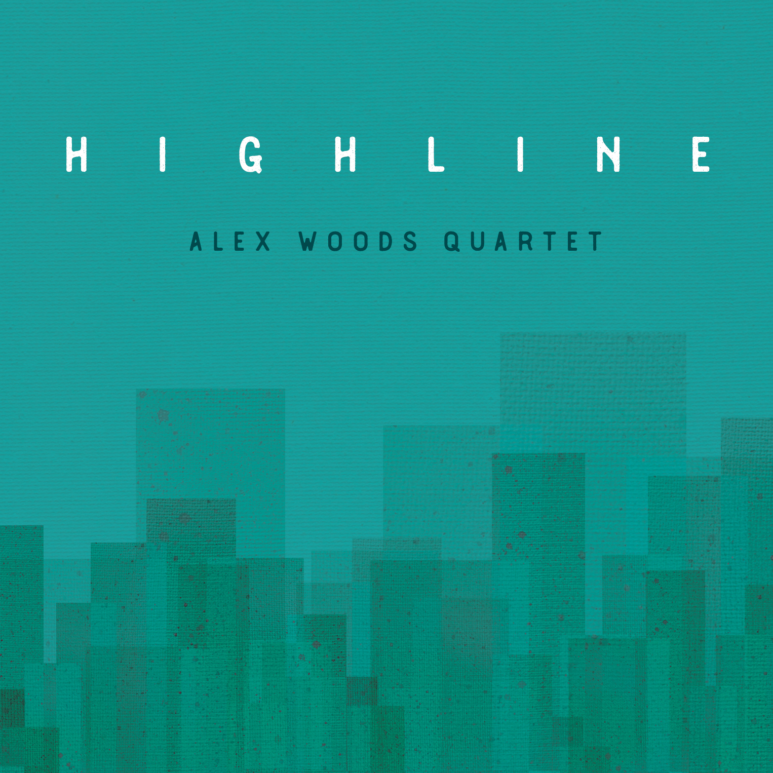 Alex Woods Quartet - Highline