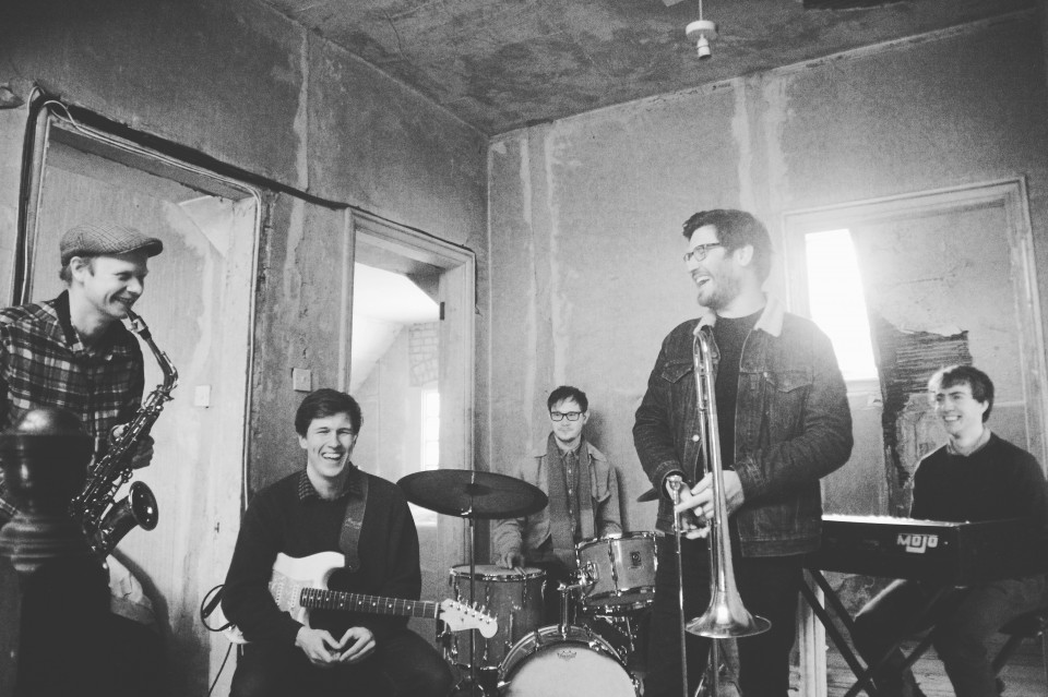 Ben Lee Quintet - Stoney Lane Records