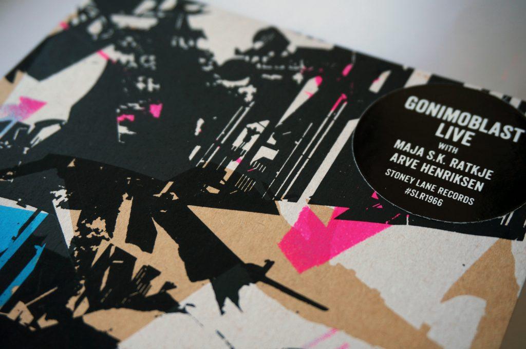 Gonimoblast Live - Stoney Lane Records #SLR1966