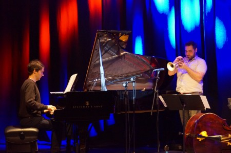 Hans Koller and Percy Pursglove, Kings Place 2016