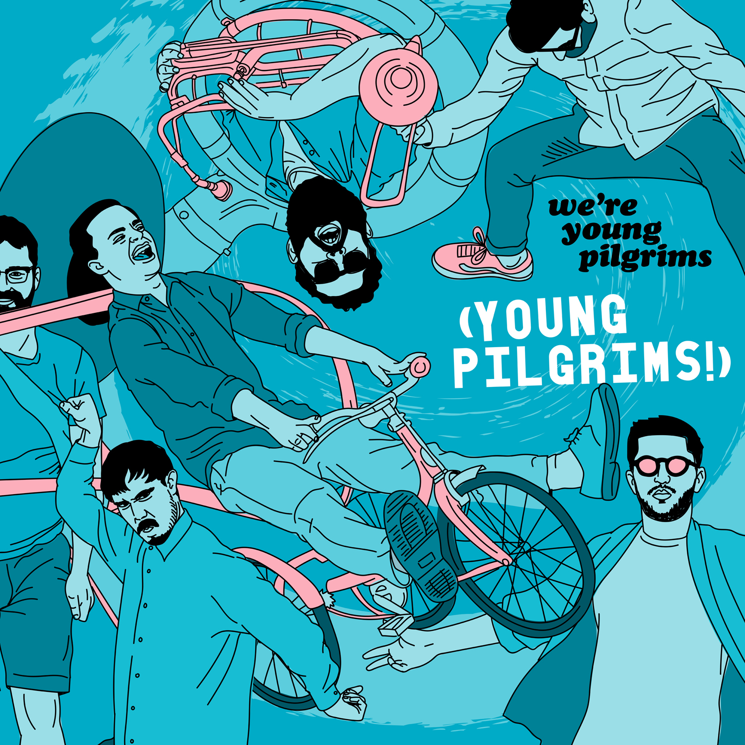 We're Young Pilgrims Stoney Lane Records
