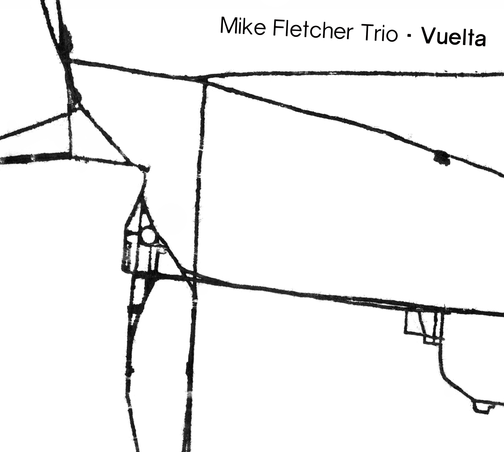 Mike Fletcher Trio - Vuelta cover image