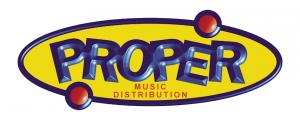 Proper Music Distribution logo